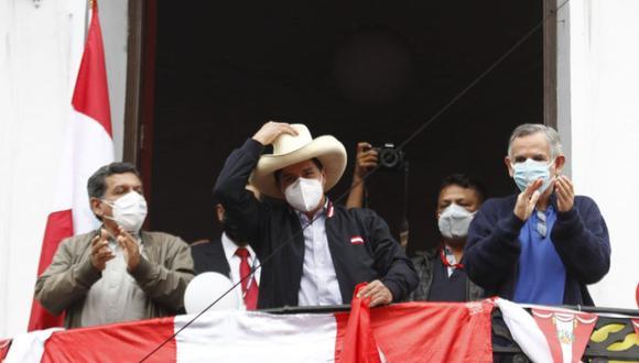 Pedro Castillo llama a defender la voluntad popular