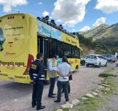 Turismo receptivo llega al Cusco