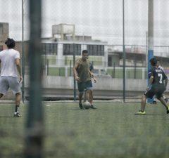 canchas de futbol en pandemia