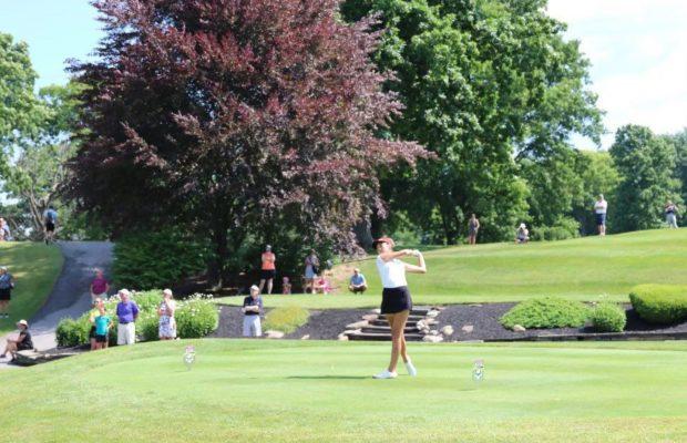 Peruana destaca en torneo de Golf en Nueva York