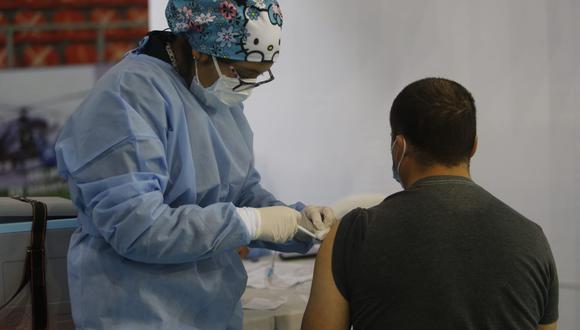 Más de 10 millones de peruanos inmunizados contra la Covid