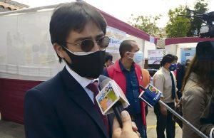 Gobernador de Cusco logra recursos para obras