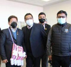 Premier Guido Bellido confirma contaminación de las cuencas