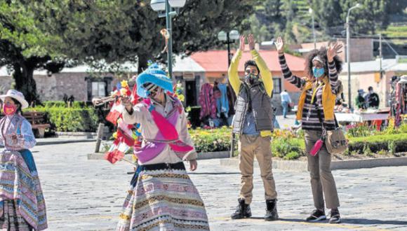 Turismo crece 25% en Arequipa